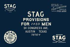 Design, Typography, Logo, Vintage, Texas in Colonial