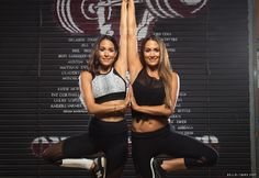 Tampa Magazine: Twice as Nice: Bella Twins - 0716 SugarshackSessions main-copy - DOUBLE GLAMOUR // Your largest Brie & Nikki Bella Photo Archive, with over 350,000 photos