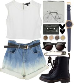 """#117 Egress"" by mia5056 on Polyvore"