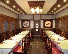 Excellent Szechuan restaurant in Jinbocho.