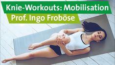 Knie-Workouts: Mobilisation bei leichten Beschwerden – Prof. Ingo Froböse