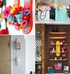 Decoração criativa: ideias para fugir do comum e inovar na sua casa!