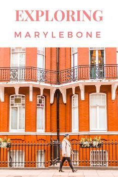 Valentine's Day ideas, a weekend exploring London, #valentinesday #london #marylebone #primrosehill #staycation