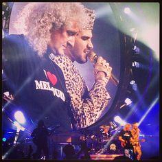 @Vasso_looney @DrBrianMay @QueenWillRock @ adamlambert @OfficialRMT amazing show! It's still sinking in. Thanks!