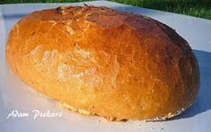 domowy wypiek chleba , jak zrobić zakwas, zdrowe pieczywo, chleb na zakwasie, pieczenie chleba, bułki, chleb pieczenie w domu, ciabatta Sandwich Cake, Polish Recipes, Polish Food, Beef Stroganoff, Bread Rolls, Holiday Desserts, Bakery, Food And Drink, Cooking Recipes