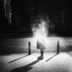 Shadows. Silhouettes. Figures wreathed in mist and smoke. For Turkish photographer and teacher Serkan Çolak (@serkanncolak) artfully obscuring the world can become another way of revealing it. I believe that what we dont know is more important than what we do know Serkan says of his atmospheric anonymous portraits and street photographs. Working solely in black and white Serkan seeks out strangers young and old Its difficult taking photographs of people that I know he says as well as…