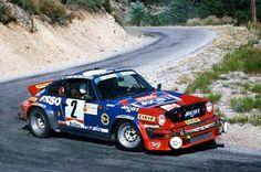 Antonio Zanini Porsche 911, Porsche Sports Car, Sport Cars, Race Cars, Porsche Modelos, Rally Raid, Automobile, Vintage Race Car, Rear Wheel Drive