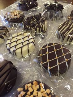 Custom listing 80 individually wrapped chocolate by PetitesFavors