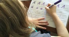 From Printing to Cursive: Why Learning Fine Motor Skills Matters - Vibrant Homeschooling