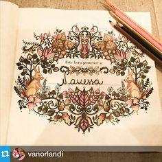 #Repost @vanorlandi ・・・ BOM DIA FERIADO! ______________________________________________ Mande sua foto pra gente através da hashtag #JardimSecretoTop Siga os IG @jardimsecretotop e @florestaencantadatop para receber atualizações com as melhores pinturas e dicas pra você! Participe do nosso grupo no facebook: Jardim Secreto TOP! (Link no perfil) Tá rolando um SORTEIO aqui no IG e no @florestaencantadatop !!!! Procure a foto oficial e participe…