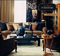 ralph lauren home decorating ideas | have some decorum: Divine Inspiration...Ralph Lauren Home