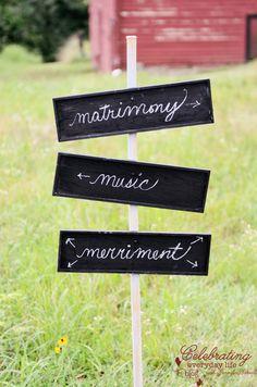 Rustic Barn Wedding Reception, Wedding Direction Sign, Wedding Chalkboard sign, Wonder Photography Workshop – part 1