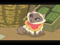 Sagwa the Awesome Chinese Cat