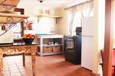 Fully equipped kitchen in the self-catering apartment. Pretoria, Breath In Breath Out, Catering, Kitchen, Home Decor, Cooking, Decoration Home, Catering Business, Room Decor