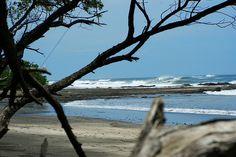 Costa Rica Beach by Bootleg~, via Flickr