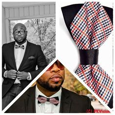 Bow tie by MNL DESIGN®