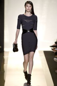 Hervé Léger by Max Azria Spring 2013 Ready-to-Wear - Look 22