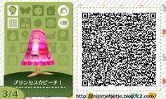 ☆ Happy Mori ☆ happy 30th anniversary and dress QR design ☆ 15 ☆ We got Louie for a DLC & his Design Request was Super Mario Bros. 30th anniversary!