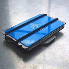 Obstructures\thing\wallet: aluminum plate