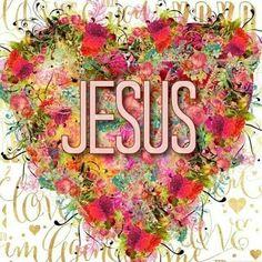 Jesus=LOVE