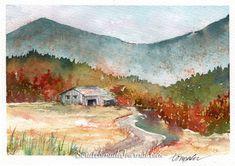 Through Autumn Fields