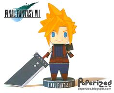 Cloud Strife is the main protagonist in Final Fantasy VII. An arrogant and proud swordsman at first, Cloud introduces himself as a former member of an elite warrior unit called SOLDIER who has turned mercenary, and uninterested in anything beyond his hired task at hand. He later discovers the truth about his past and, with the help of his friends, learns there is more to being a hero than possessing physical strength and fame, developing compassion for the world and people he fights to…