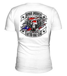 # 20 dagers tilbud på medlems t-skjorter .  Medlems T-skjorter Hamar American Car and Bike Club