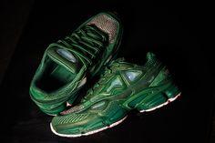 adidas ozweego adiprene groen