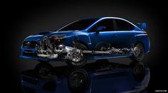 A juicy technical analysis of the Subaru AWD systems 2015 Subaru Wrx, Subaru Impreza, Rally Car, Car Car, Colin Mcrae, Car Memes, Import Cars, Wrx Sti, Automotive News