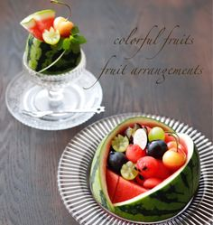 Veggie Recipes, Cooking Recipes, Veggie Food, Cooking Tips, Appetizer Buffet, Edible Arrangements, Fruit Drinks, Food Decoration, Fruit Art
