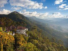 Mount Monserrate, Bogotá, Colombia