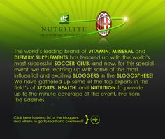 Nutrilite the worlds number 1 brand in organically farmed vitamin supplements