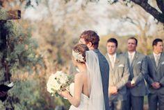 A Romantic Texas Ranch Wedding: Whitney + Adam