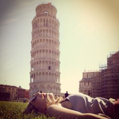 Pisa, Italy. Miss travelling.