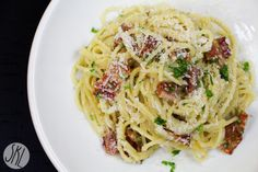 2 Easy Carbonara Recipe and Video
