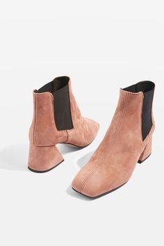 MANUEL Ankle Boots - Topshop