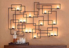 The article Chic Wrought Iron Wall Candle Holders You Will Admire, have full attraction. You have our free advice for house wall decoration ideas. Victorian Wall Sconces, Vintage Wall Sconces, Rustic Wall Sconces, Candle Wall Decor, Candle Wall Sconces, Metal Wall Decor, Wall Decorations, Wrought Iron Candle Holders, Wall Candle Holders