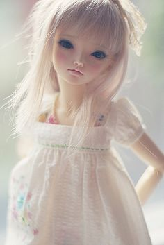 Cute BJD // DOLL ART