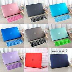 Hard Case Rubberized keypad LCD for 2018 Macbook Pro  A1990// A1989 Touch Bar