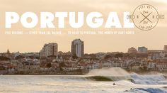 March 2017 Best Bet: Portugal - via Surfline 03-03-2017 | Five reasons -- other than XXL Nazare -- to head to Portugal this month. Photo: Driving the marginal from Lisbon to Cascais there's no lack of options…