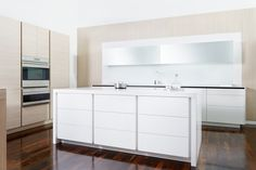 Furnishing today's kitchens is much more than simply providing furniture and appliances. To really create a dynamic living space, you have to take a wider look at the overall picture.