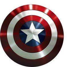 CaptainAmerica  Escudo do Capito Amrica  Pinterest  Capt america