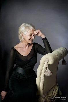 Gorgeous Helen Mirren...wish I knew the photographer.