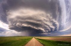 ***The perfect storm (Montana) by Marko Korošec on 500px c.
