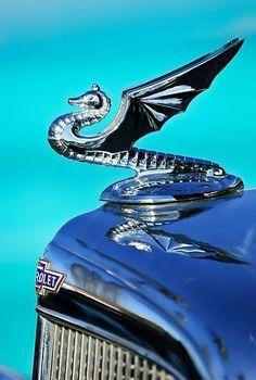 1934 Chevrolet Hood Ornament