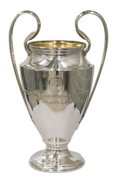Official UEFA Champions League Trophy Replica Stand Alone