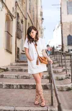 A Weekend Away in Marseille (WishWishWish) Carrie, Librarian Chic, Summer Of Love, Street Chic, Fashion Outfits, Womens Fashion, Minimalist Fashion, Spring, Beautiful Outfits