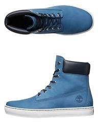 TIMBERLAND - EARTHKEEPERS NEWMARKET 2.0 CUP 6 BOOTS - COPEN BLUE WATERBUCK on http://www.surfstitch.com