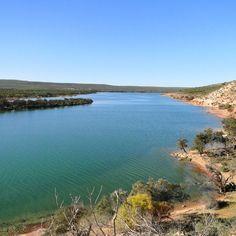 Murchison River Kalbarri, Western Australia