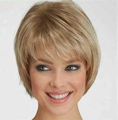 Really Short Hair, Haircuts For Fine Hair, Easy Hairstyles, Short Hair Styles, Hair Cuts, Hair Looks, Haircuts, Very Short Hair, Thin Hair Cuts